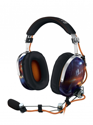 Razer BlackShark Gaming Headset  Battlefield 4