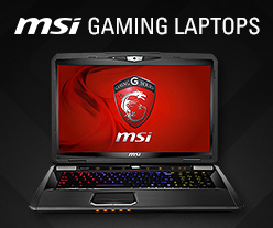 IMU: MSI Laptops