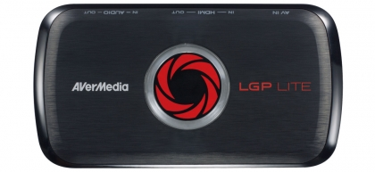 Avermedia Live Gamer Portable Lite Capture Box