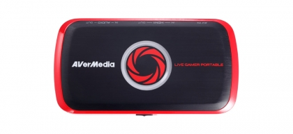 Avermedia Live Gamer Portable Capture Box (C875)