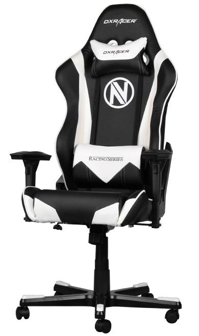 dxracer racing gaming chair team envyus improve your game. Black Bedroom Furniture Sets. Home Design Ideas