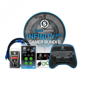 Scuf Infinity4PS Gamer's Bundle - Green