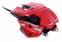 Cyborg Madcatz M.M.O 7 Gaming mouse (Red)