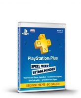 PlayStation Pluys Card 90 Day's Be (PS3/PSP/PSN)