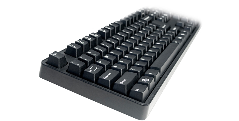 SteelSeries 6G v2 - Azerty (BE) + GRATIS keyboard bag