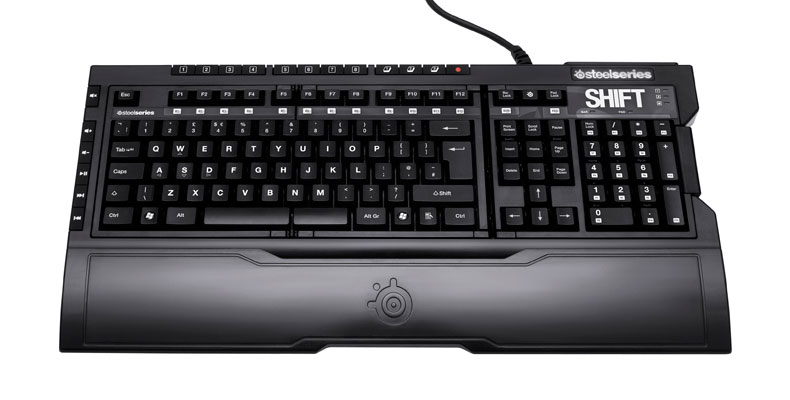 SteelSeries Shift AZERTY (FR)