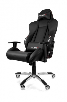 AKRacing Premium Gaming Chair (Black) - AK-7002-BB