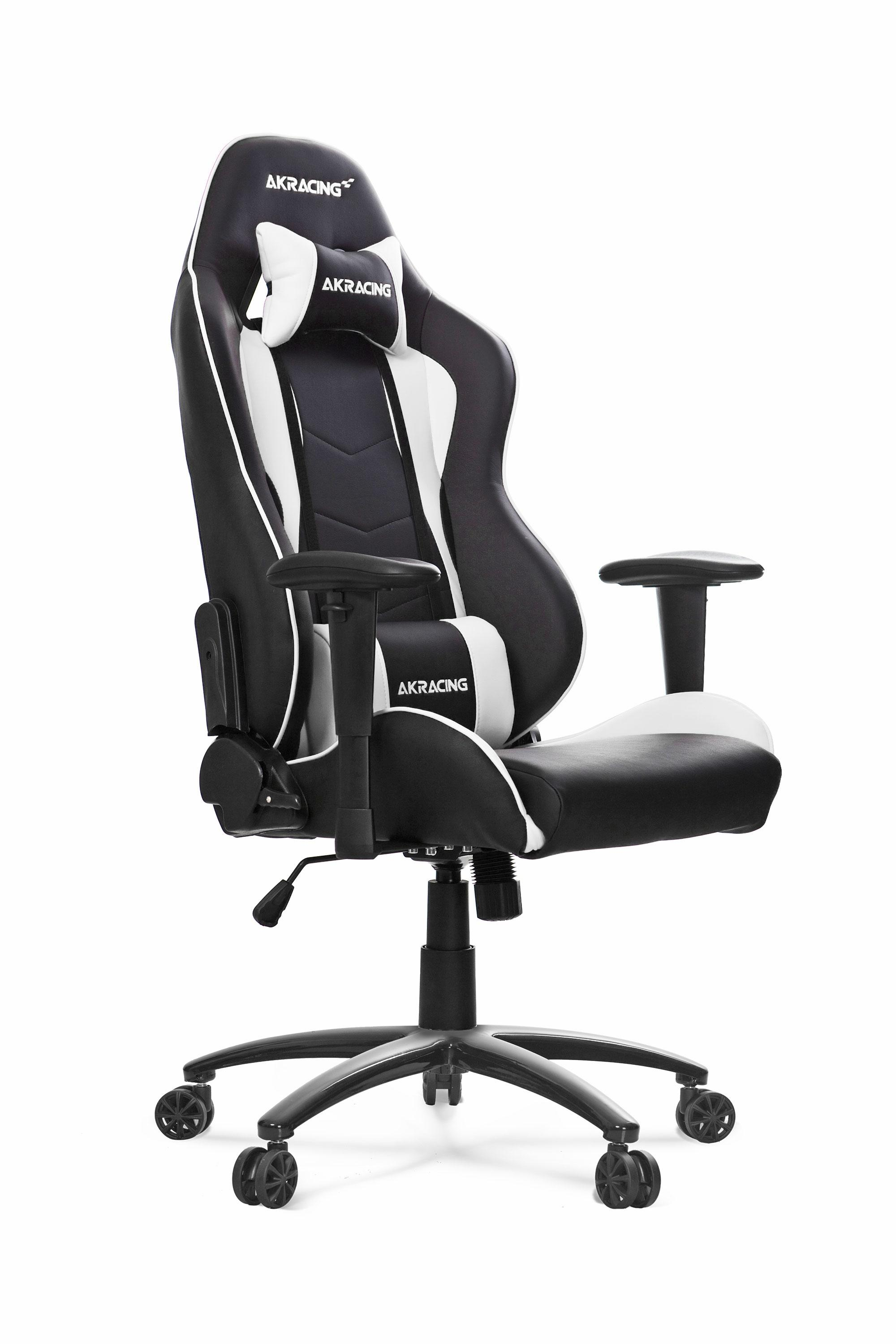 AKRacing Nitro Gaming Chair Wit AK NITRO WT Gamegear