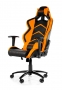 Ak Racing Player Gaming Chair (Black/Orange)