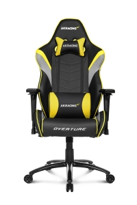 AKRACING Overture Gaming Chair (Yellow)