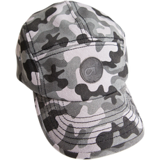 Astro Logo Leather Patch Hat  (Camo)
