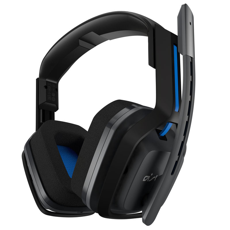 Astro A20 Wireless Headset Blue Ps4 Pc Gamegear Be