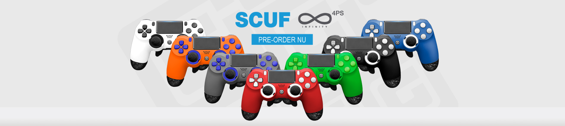 Slider: Scuf full kit