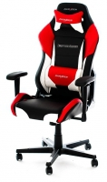 DXRacer Drifting Gaming Chair (Black/White/Red) - OH/DF61/NWR