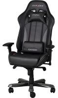 DXRacer KING Gaming Chair (Black/Grey) - OH/KF57/NG