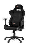 Arozzi Torretta XL-Fabric Gaming Chair (Zwart)