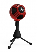 Arozzi Sfera Microphone (Red)