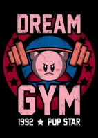 Displate - Kirby GYM