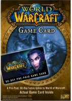 Warcraft: World of Warcraft PrePaid Card (EU)