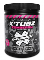 X-Gamer Zomberry Flavour Energy Drink - 60 Serving X-Tubz