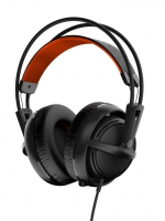 SteelSeries Siberia 200 Headset Black (PC/PS3/PS4/XO)