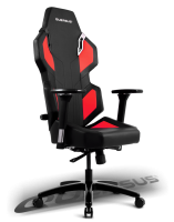 Quersus E302 Gaming Chair (Black/Red)