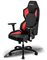 Quersus E702 Gaming Chair (Black/Red)