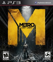 Metro - Last Light (PS3)