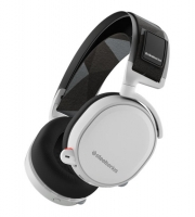 SteelSeries Arctis 7 Wireless Gaming Headset (White)