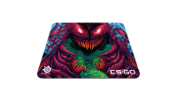 Steelseries QcK+ Hyper Beast Edition