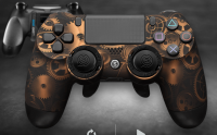 Scuf Gaming Infinity 4PS Steampunk (PS4) + PRO GRIP