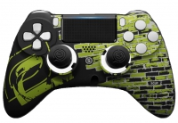 Scuf Gaming Impact Optic Greenwall (PS4)