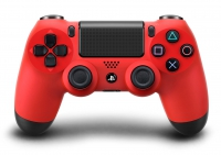 Sony Dualshock 4 Wireless Magma Red PS4 (official)