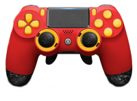 Scuf Gaming Infinity 4PS DEVIL Edition (PS4) + Full Kit