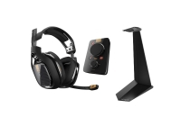 Astro A40 TR Audio System Black + FREE headset stand