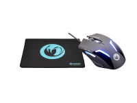 Nacon GB300 optical gaming mouse + Mousepad
