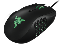Razer Naga MMO Gaming Left Handed