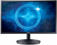 "Samsung C24FG70FQU 23.5"" Curved LED LCD Monitor"