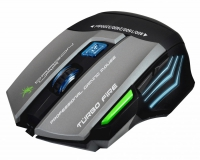 Dragon War G9 Thor Gaming Mouse (+Mousepad)