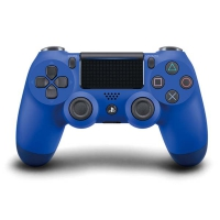 Sony Dualshock Controller V2 - Wireless blauw (PS4)