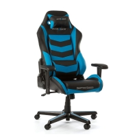 DXRacer Drifting Gaming Chair (Black/White) - OH/D166/NB