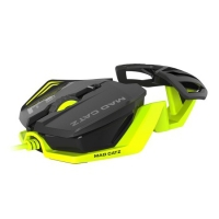 Madcatz RAT 1 Mouse (Green/Black)