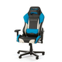 DXRacer Drifting Gaming Chair (Black/White/Blue) - OH/DM61/NWB