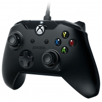 PDP Wired Controller (Black) (Xbox One / PC)