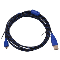 Scuf Cable USB PS4/Xbox One (3m) Blue