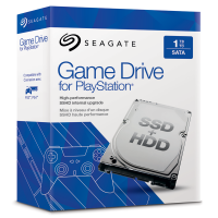 Seagate 1TB SSHD Upgrade (PS4)