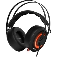 SteelSeries Siberia 650 Headset Black