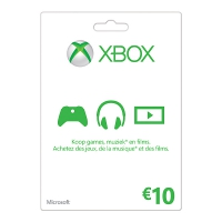 Xbox LIVE Gift Card €10