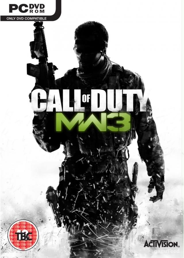 - Call of Duty: Modern Warfare 3 (PC)