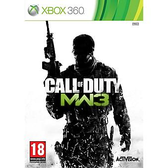 - Call of Duty: Modern Warfare 3 (Xbox360)